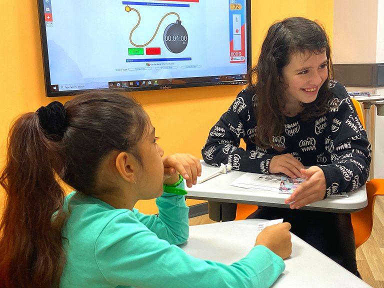курсы английского для детей в баку